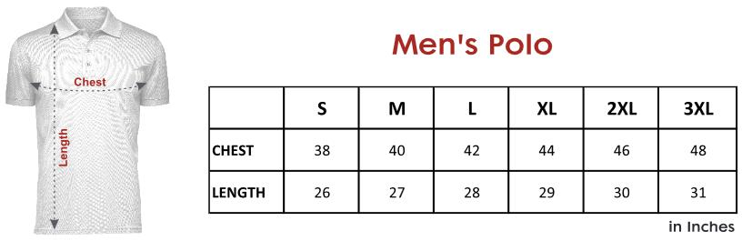 Mens-polo tshirt-size-chart