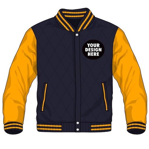 Varisity-jacket