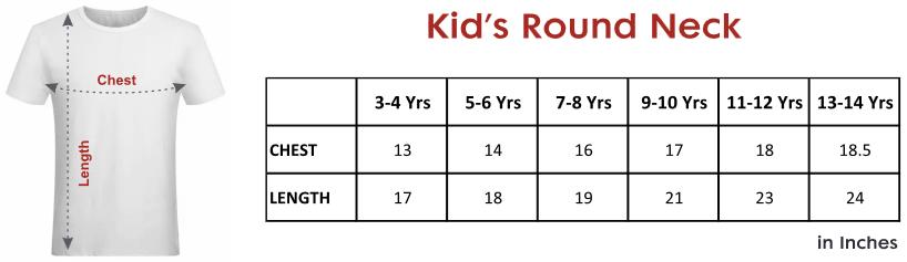 kids-round-neck- tshirt-size-chart