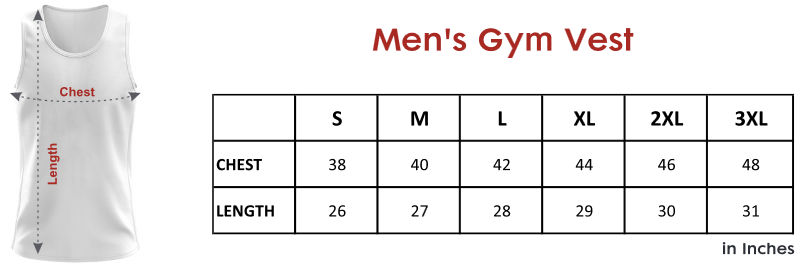 mens-gym-vest- tshirt-size-chart
